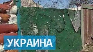 Украинская артиллерия возобновила обстрелы в районе Ясиноватой
