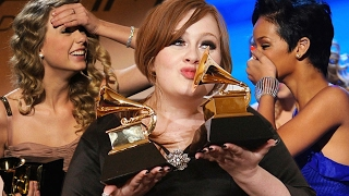 13 Celebs Winning Their First Grammy Award
