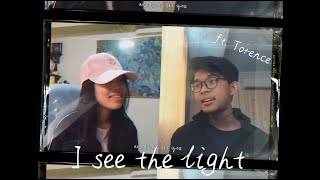 I see the light - Mandy Moore, Zachary Levi   ft. Torence [COVER 翻唱   adoriyx]