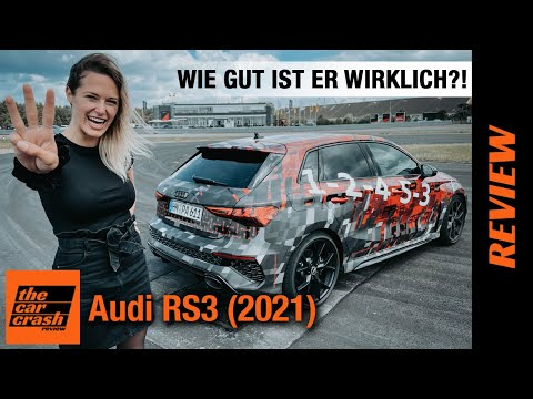 Audi RS3 (2021) Wie gut ist er wirklich?! 🤔 Fahrbericht | Review | Test | Sound | Launch Control