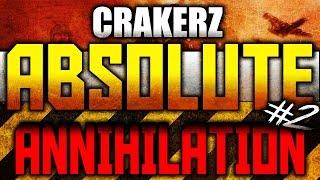 Crakrz | Absolute Annihilation #2! (Advanced Warefare Montage)