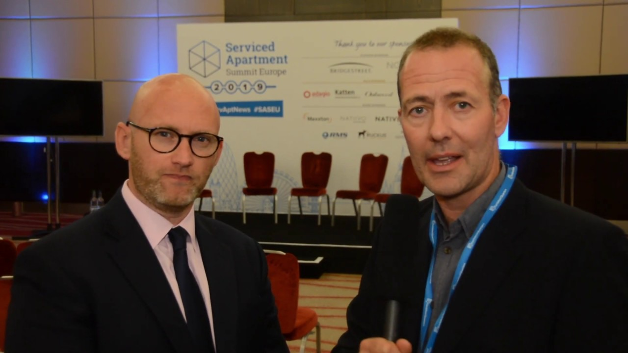 SAS EU 2019: THOMAS EMANUEL OF STR ON SERVICED APARTMENT PERFORMANCE DATA
