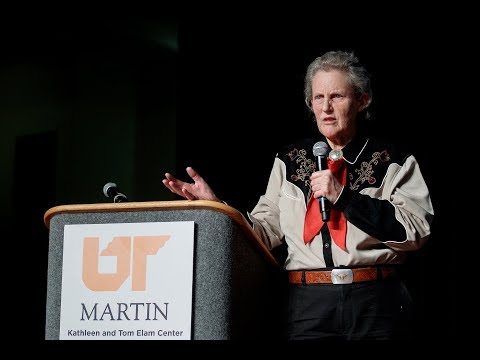 Sample video for Temple Grandin