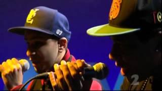 Donell Lewis feat Rickey Okay & DJ Lenium - Put it on me Live on IAMTV