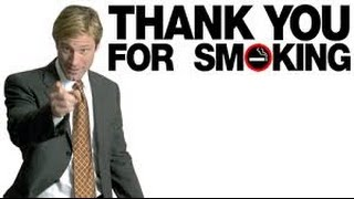 Thank You for Smoking (2006) Video