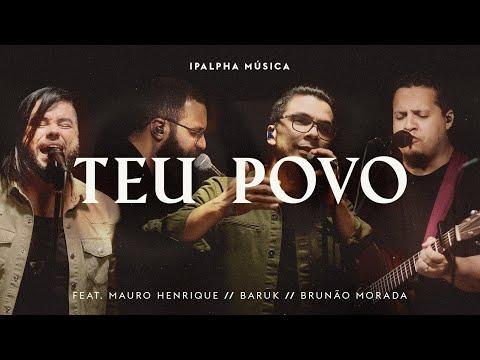 Mauro Henrique, Paulo Baruk e Brunão Morada