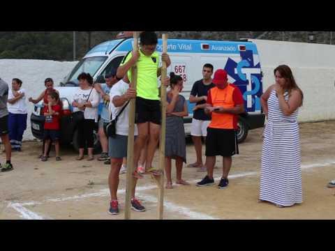 Carrera de Zancos - 24 Horas Deportivas