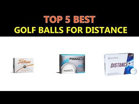 Best Golf Balls For Distance 2018