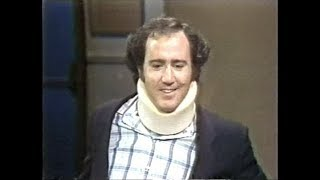 Andy Kaufman Complete Collection on Letterman, 1982-83+, Recut 3
