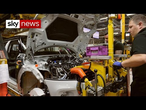 Risk of a 'no deal' Brexit blamed for BMW's shutdown