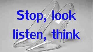 Stop Look Listen Think action song SK IPGKDRI
