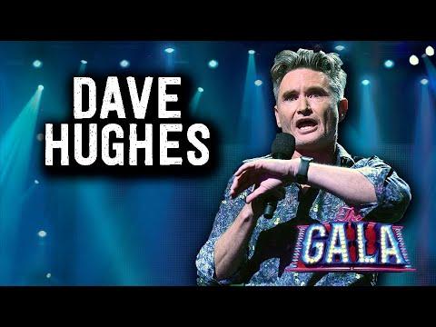 Dave Hughes at Melbourne International Comedy Festival