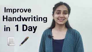 How to Improve Handwriting | Smart Tips