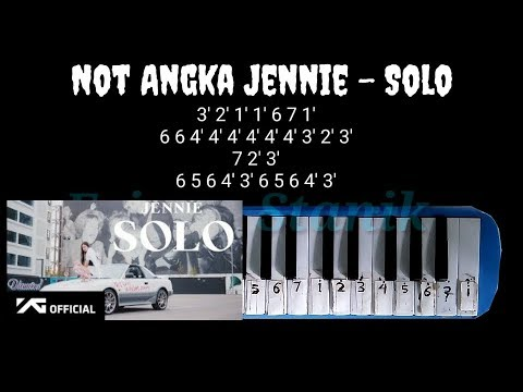 Not pianika jennie   solo