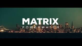 MATRIX PowerWatch X(マトリックスパワーウォッチエックス)
