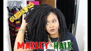 Marley Hair - Cuidados E Dúvidas | Eva Lima