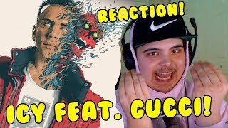 Logic   Icy (feat. Gucci Mane) Reaction