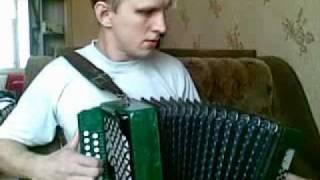 Katyusha - Accordion Performance - Moshe Zuchter