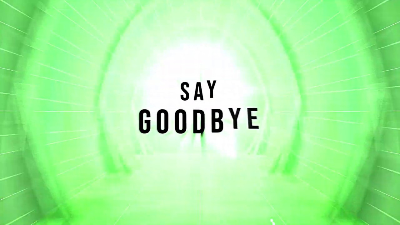 THE VAL - Say goodbye