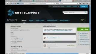 create battle net account