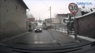 preview picture of video 'Trasa egzaminacyjna PRAWO JAZDY - Bytom: Zejera / Dąbrowskiej / Zwycięstwa'
