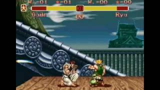 Super Street Fighter II: The New Challengers - TheMarkusBoy VS truefaiterman