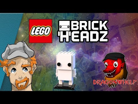 Building the Person Who Helps All! Lego and Chill With Dragon Whelp!