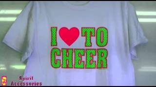 Cheer Shirts - Custom In Stock 5 Dollar T-shirts By Spirit Accessories