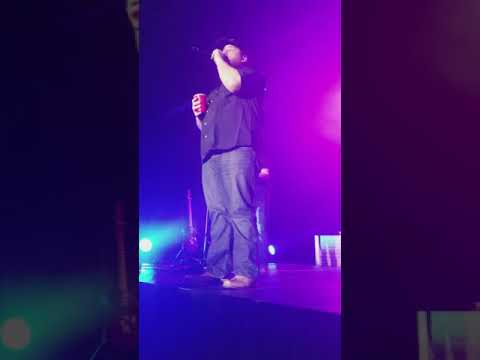 Luke Combs  Covering Dive By Ed Sheeran