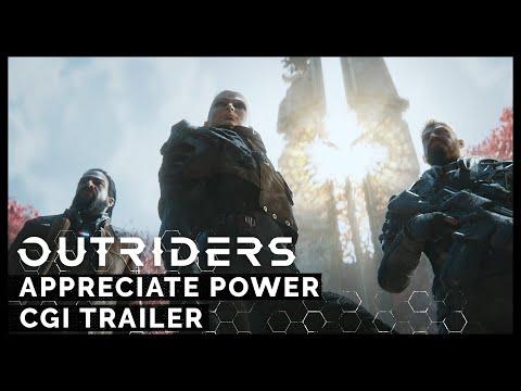 Trailer CGI de Outriders