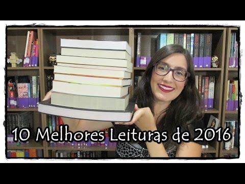 10 Melhores Leituras de 2016 | Biblioteca Fantástica