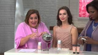 Laura Geller Super-Size Ethereal Spackle Makeup Primer, 4oz. With Jayne Brown