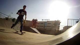 preview picture of video 'salah tribak , fes skateboarding'