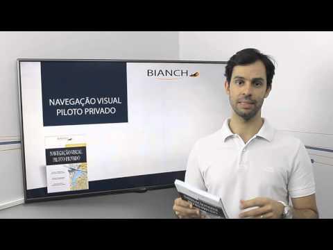 Livro Navegação Visual - Piloto Privado | Editora Bianch