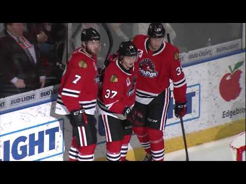 Roadrunners vs. IceHogs | Feb. 8, 2019