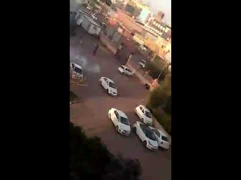 قوات الاحتياطي المركزي والأمن تطلق النار والغاز المسيل للدموع داخل حرم مستشفى امدرمان