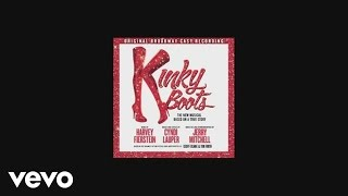 Stephen Oremus on Cyndi Lauper – Kinky Boots (Original Broadway Cast Recording) | Legends of Broadway Video Series