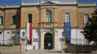 MALTA Floriana Police Museum Video