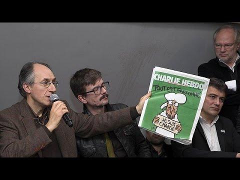 """, title : 'Франция: """"Шарли Эбдо"""" выходит трехмиллионным тиражом'"""