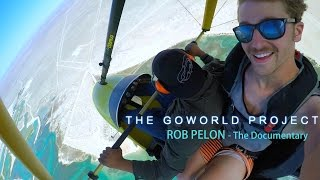 Extreme Sports Documentary – Skydiving/BASE   GoWorld & Rob Pelon