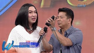 Wowowin: Kris Aquino impersonator, naka-phone patch si Kris Aquino!