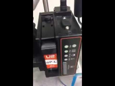 Codificador Impresora Inkjet Anser U2, fechador industrial, codificador manual