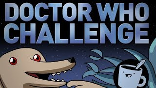 Artists Draw Doctor Who Aliens (That Theyve Never Seen)