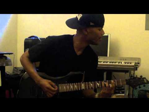 All Back Chris Brown (David Live Cover)
