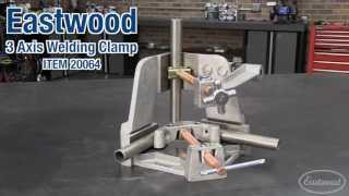 3 Axis Weld Clamp – Great Vise for Welding & Fabrication at Eastwood