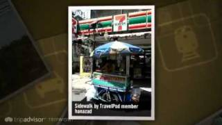 preview picture of video 'A Night In Thailand Hanazad's photos around Hat Yai, Thailand (night market must go at hat yai)'