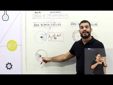 Aula 13 | Círculo e Circunferência - Parte 02 de 03 - Matemática