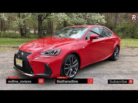 2019 Lexus IS 350 F-Sport – Clinging Onto The Past