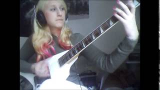 Children of Bodom - Transference guitar cover