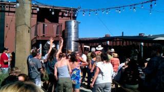 Lagunitas Brewery, Petaluma, CA on a Sunday afternoon